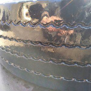 OPONA 275/70 R22.5 CONTINENTAL HSR 1 6MM PRZÓD