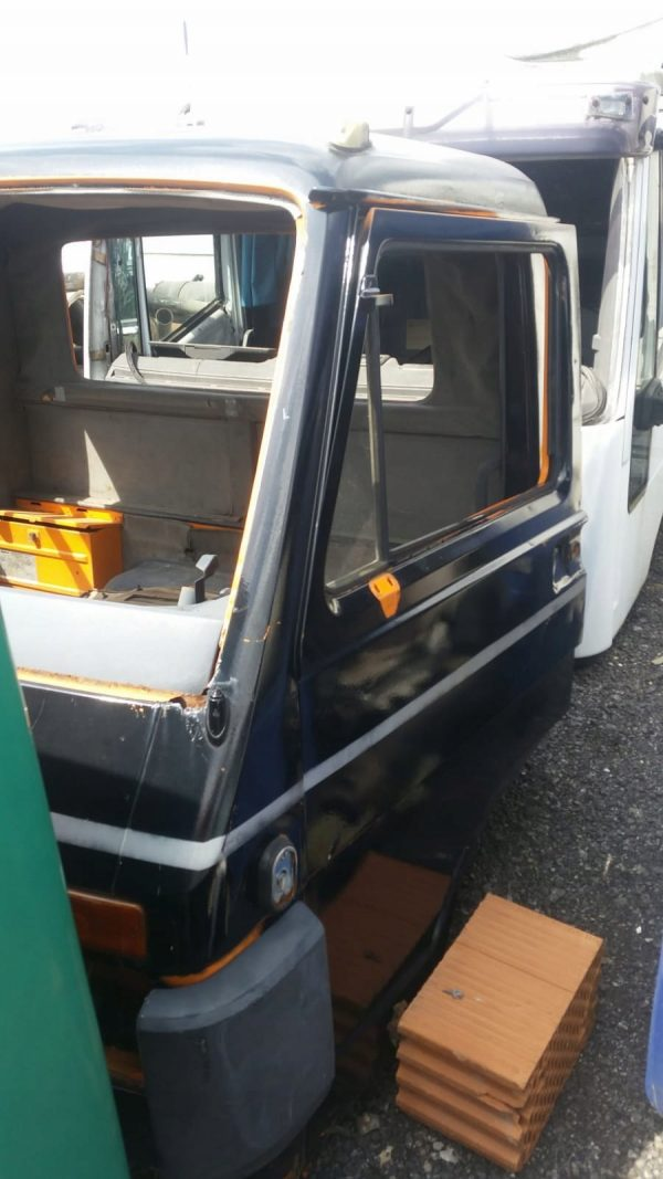 KABINA VW MAN 8.150