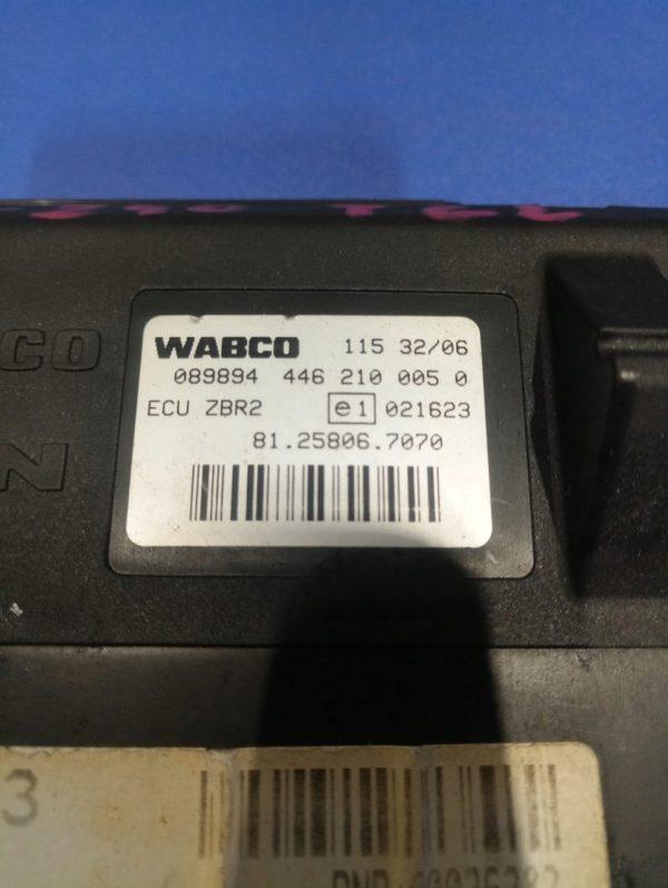 81258067070 STEROWNIK KOMPUTER ZBR 2 MAN