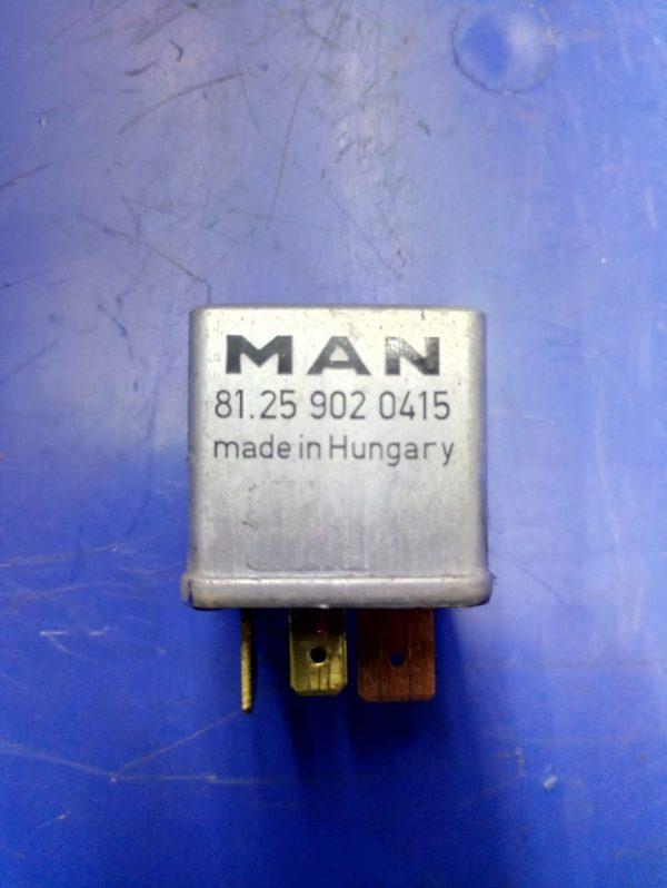 PRZEKAŹNIK 81259020415 ŚWIEC PŁOMIENIOWYCH MAN