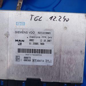 MAN TGL sterownik FFR moduł komputer 180,210,240