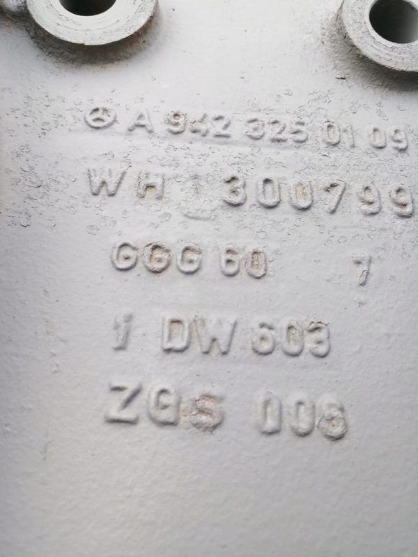 A 9423250109 MOCOWANIE STABILIZATORA