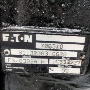 SKRZYNIA BIEGÓW EATON FS 8309A H