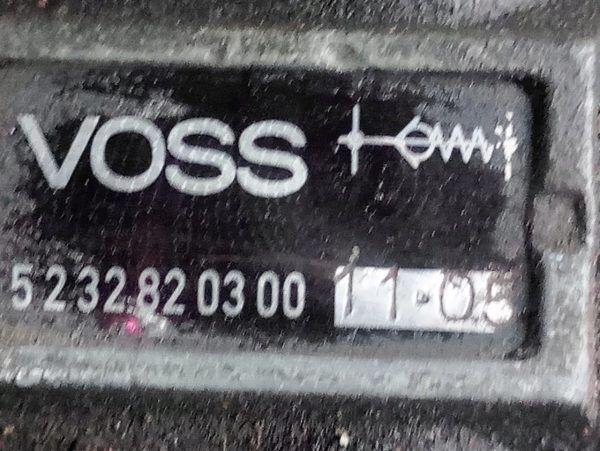 5232820300 MAN TGA TGS TGX TGL ZAWÓR ZWROTNY VOSS