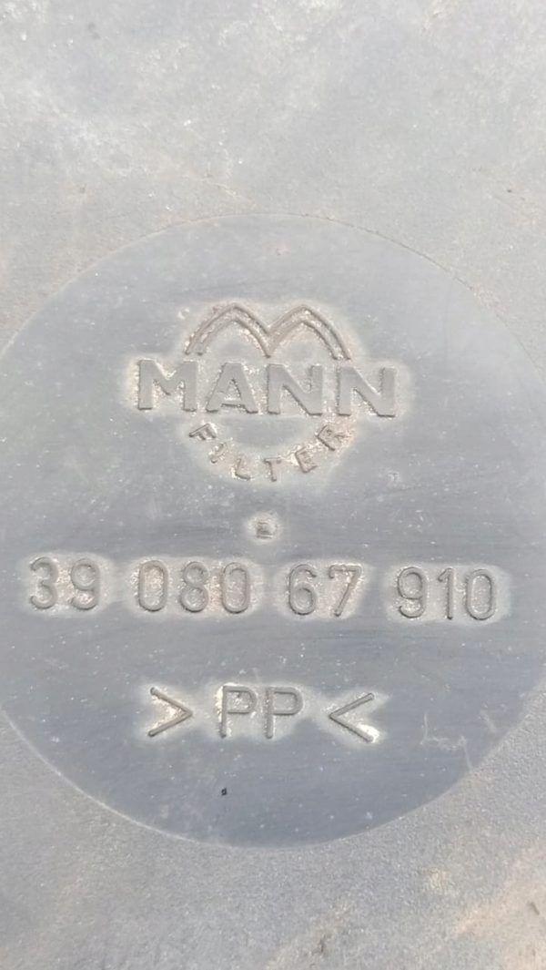 3908067910 GRZYBEK FILTRA POWIETRZA MAN ,LE