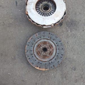 Sprzęgło Tarcza Docisk MFZ 395 MAN ZF, L2000,TGL