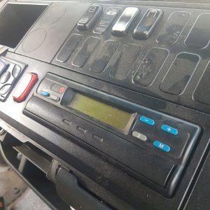 Tachograf szufladka Mercedes Atego