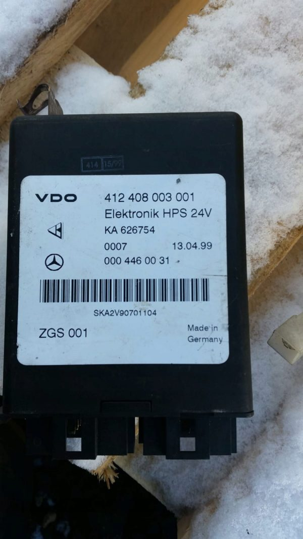 Sterownik VDO 412408003001 0004460031 HPS