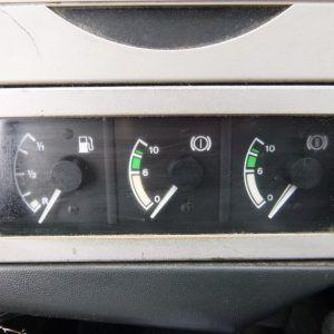 Wskaźnik paliwa i ciśnienia powietrza MAN LE L2000