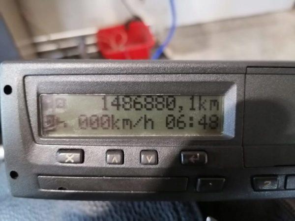 Tachograf Cyfrowy SE5000 MAN TGL TGM TGA TGX