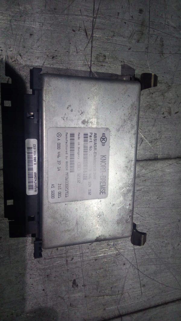 Sterownik ABS/ASR A 0004463714