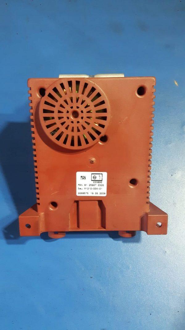 Przetwornica napięcia prądu MAN 81259070326