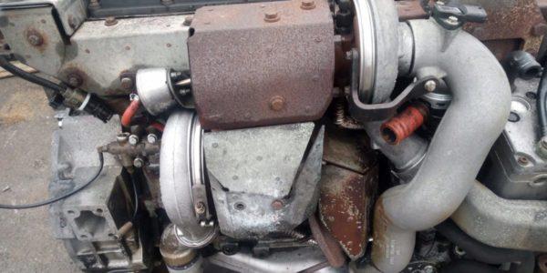 Turbosprężarka MAN TGL TGM 51091017225