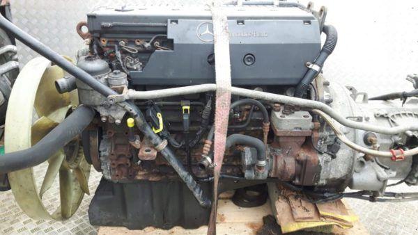 Silnik Atego 1224 BLUETEC 4 OM 906 LA