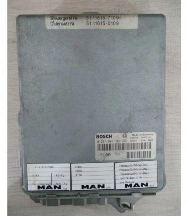 Sterownik silnika MAN 0281001346 51116157067