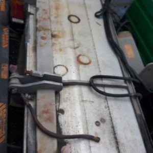 Winda klapa Załadowcza składana pod spód