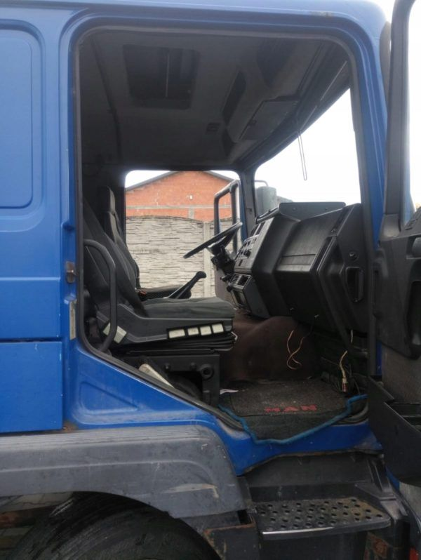 Kabina Sypialna Man M2000 F2000 kompletna