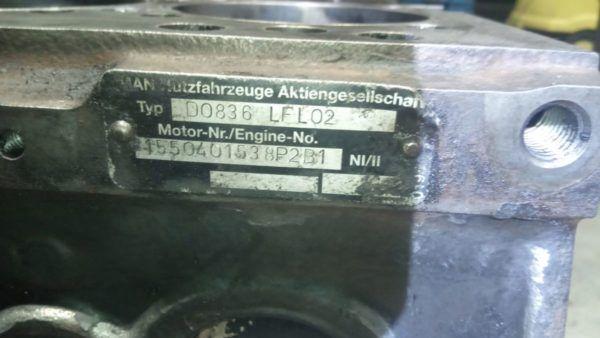 D0836 Blok silnika LFL02