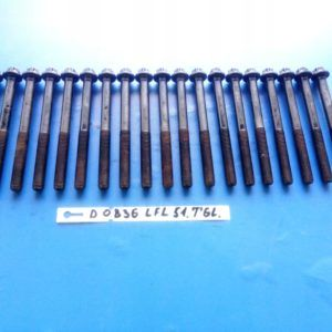 Śruby śruba głowicy MAN TGL TGM 6 cyl. D0836