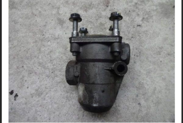 Zawór ogranicznik ciśnienia DAF MAN 4750150610