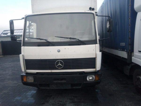Kabina Kompletna Mercedes 811 814 817 1117 1320