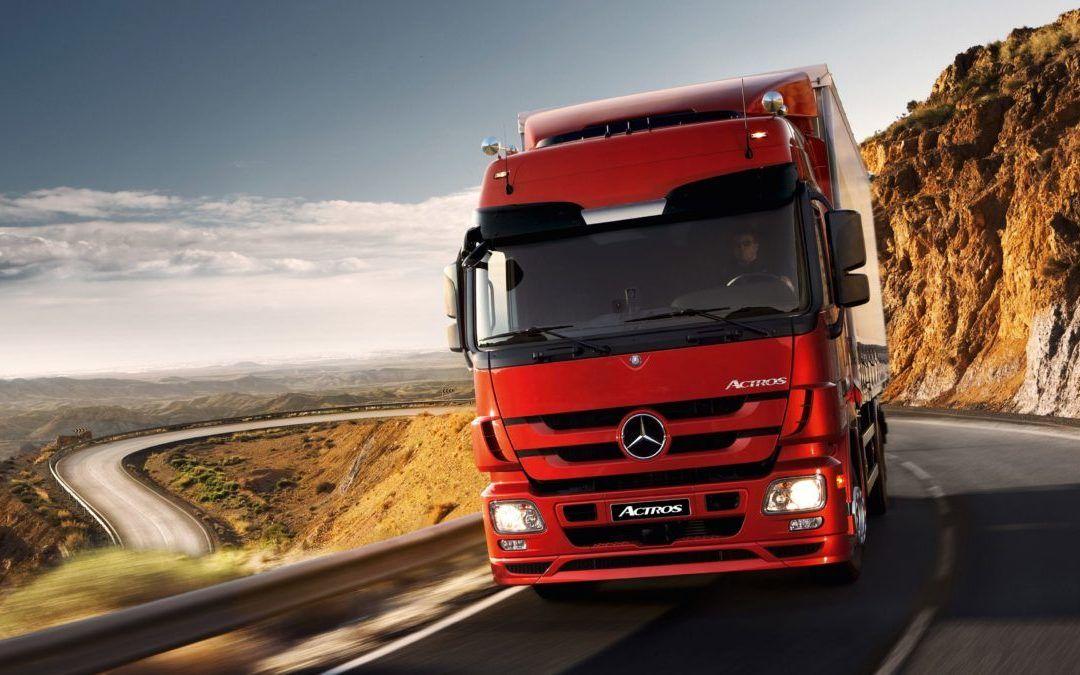 Mercedes Actros dane techniczne