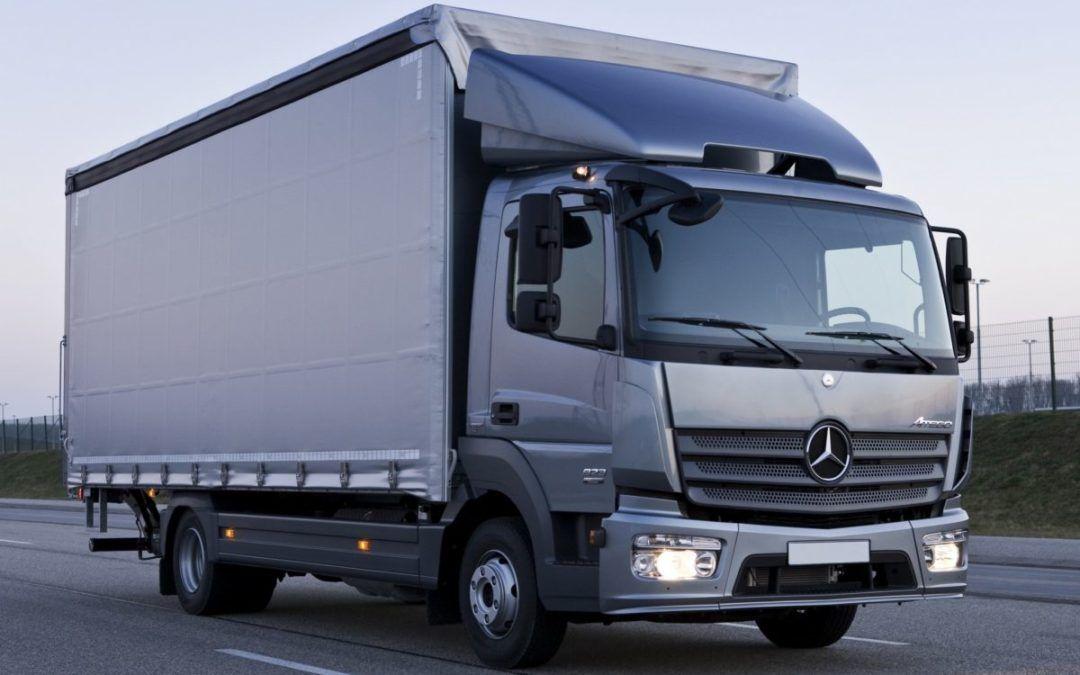 Mercedes Atego dane techniczne