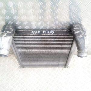 Intercooler chłodnica powietrza MAN 18.284