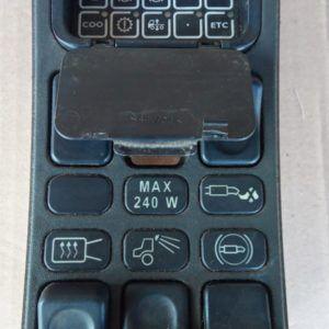 Scania 124 panel kontrolek