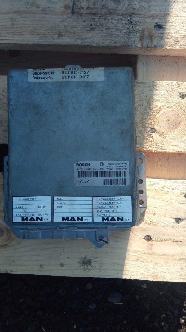 Sterownik silnika MAN 0281001468 51116157127