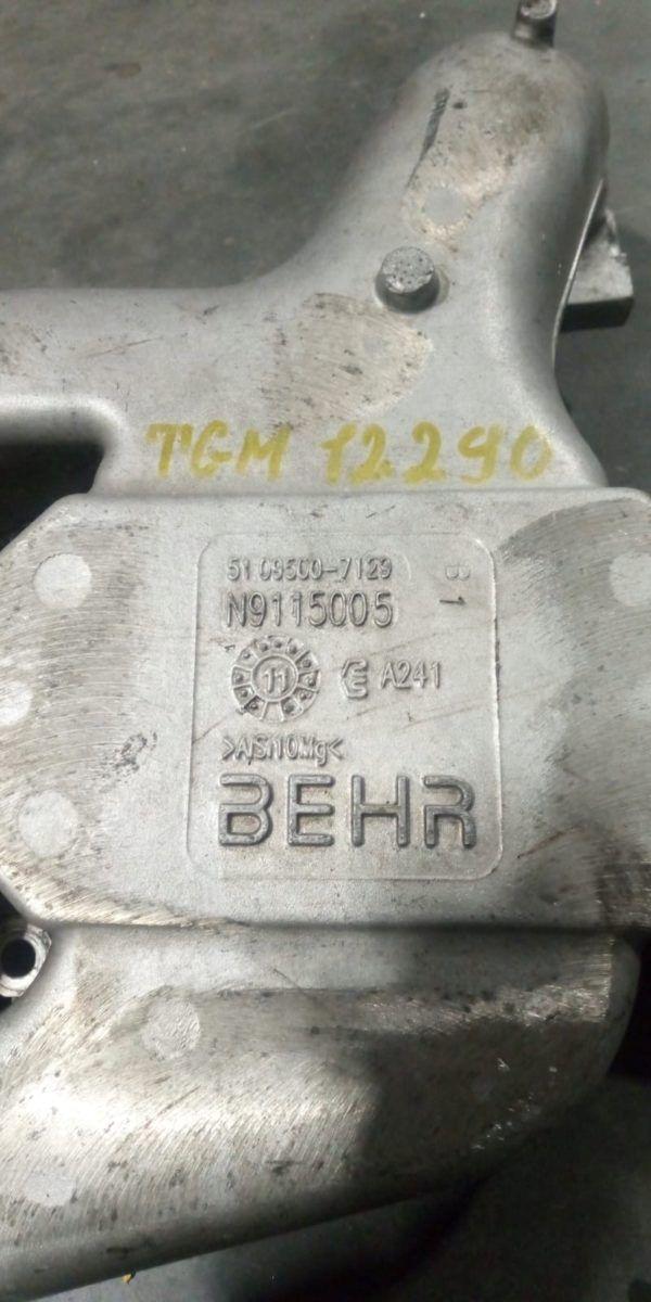 51095007129 intercooler MAN TGL TGM 280 290Km