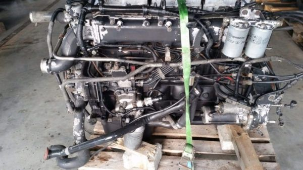 Silnik MAN D0836 284 280 KM
