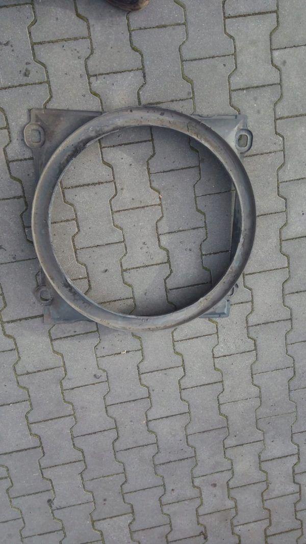 Tunel Chłodnicy MAN