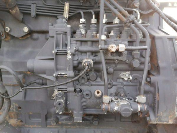 MAN LF20 Silnik