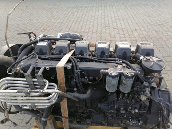 MAN F2000 LF20 Silnik