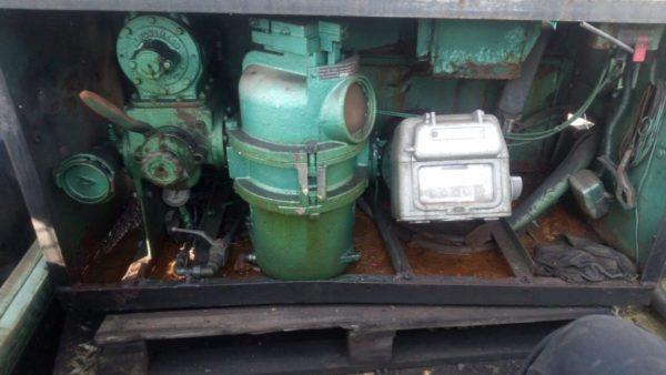 Dystrybucja wydawka do paliwa sening FPPJ 65 / 343
