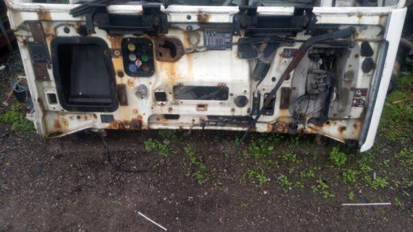 Eurocargo Instalacja kabiny
