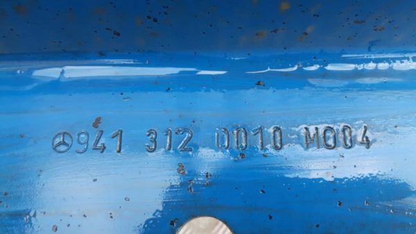9413120010 Belka wieszaki resora Actros komplet