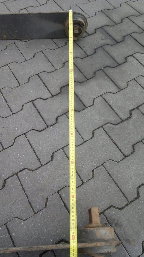 stabilizator tył MERCEDES Axor