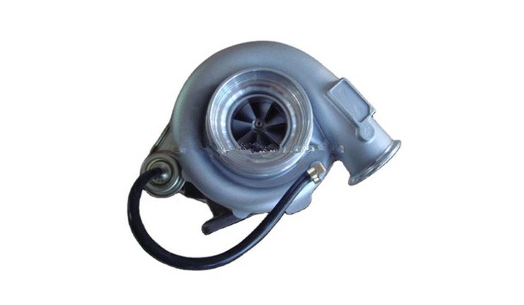 System turbodoładowania Garrett w silniku MAN