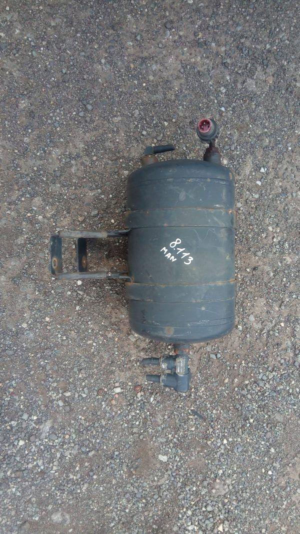 MAN air cylinder tank