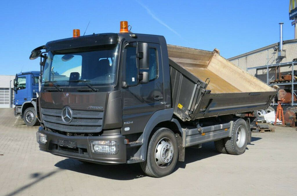 Mercedes-Benz Atego 1324 K 4×2 specs – a car worth your attention?