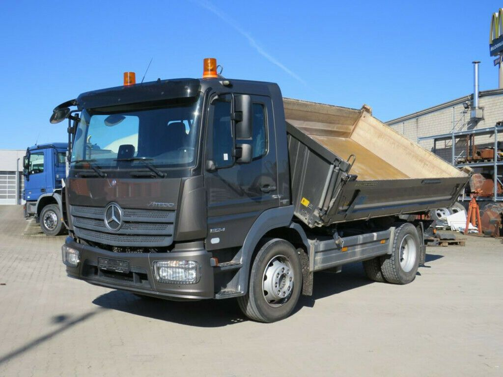 Mercedes-Benz Atego 1324 K 4x2 specs – a car worth your attention?