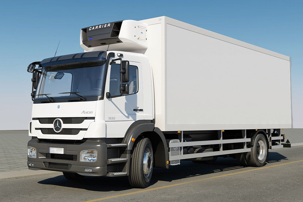 Mercedes-Benz Axor 1828 specs - check if it meets your expectations