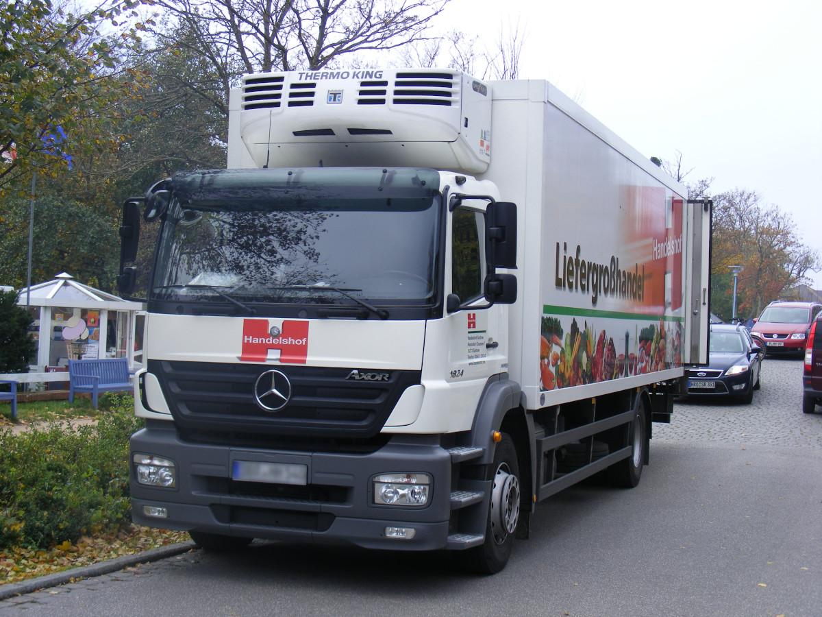 Mercedes Axor II