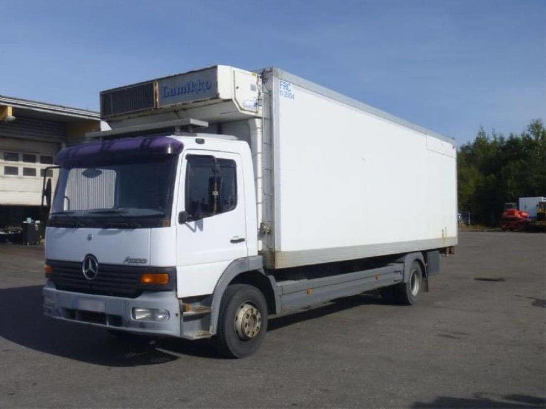 Mercedes-Benz Atego 1523 L 4x2