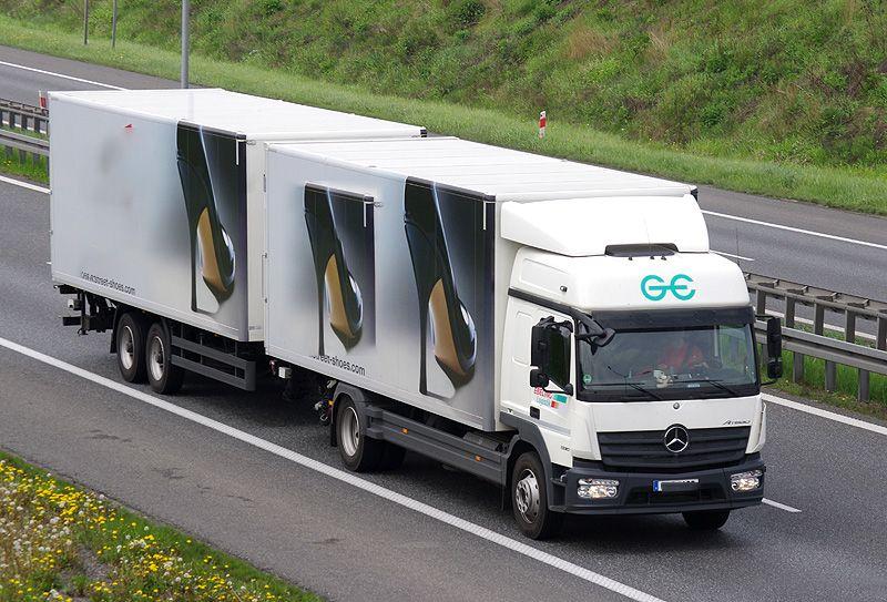 Mercedes-Benz Atego 1330 K dane techniczne – jeden z modeli, które zaskakują przestronnością kompaktowej kabiny