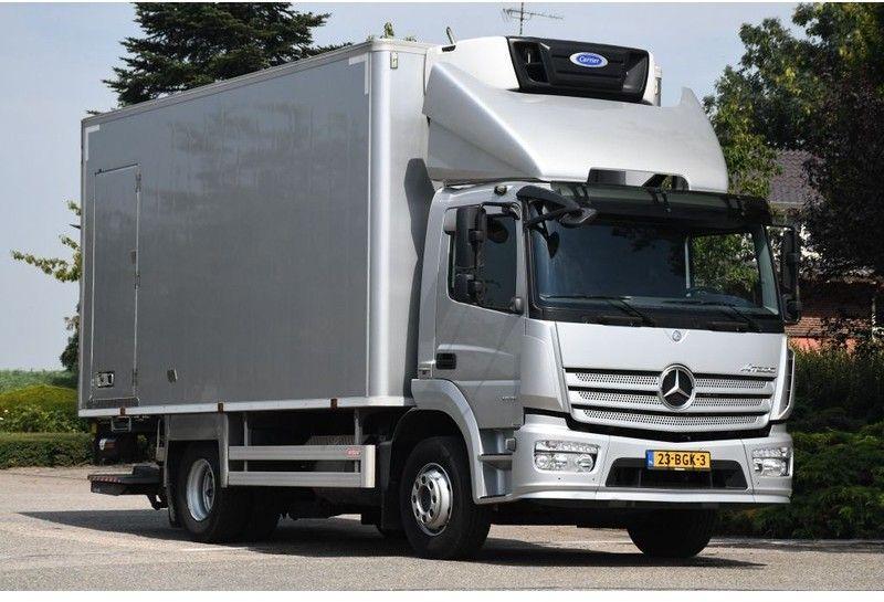 Mercedes Atego 1521 K dane techniczne